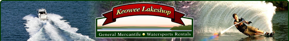 Keowee Lake Shop